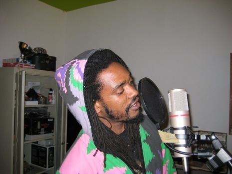 77Klash in the studio