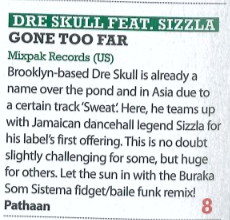 IDJ Magazine Gone Too Far Review