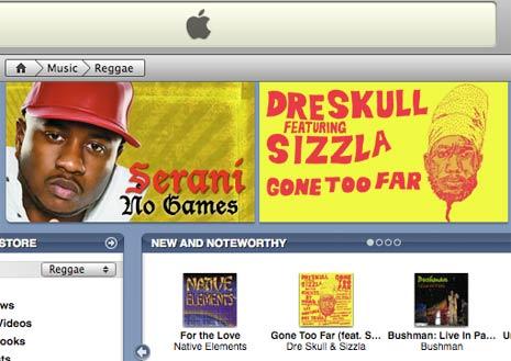 Gone Too Far iTunes Reggae