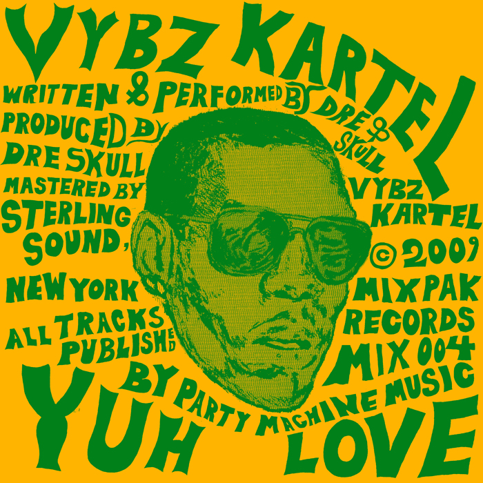 Vybz Kartel Yuh Love Cover