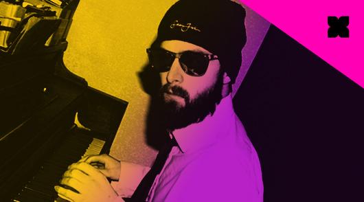 Dre Skull XLR8R Podcast