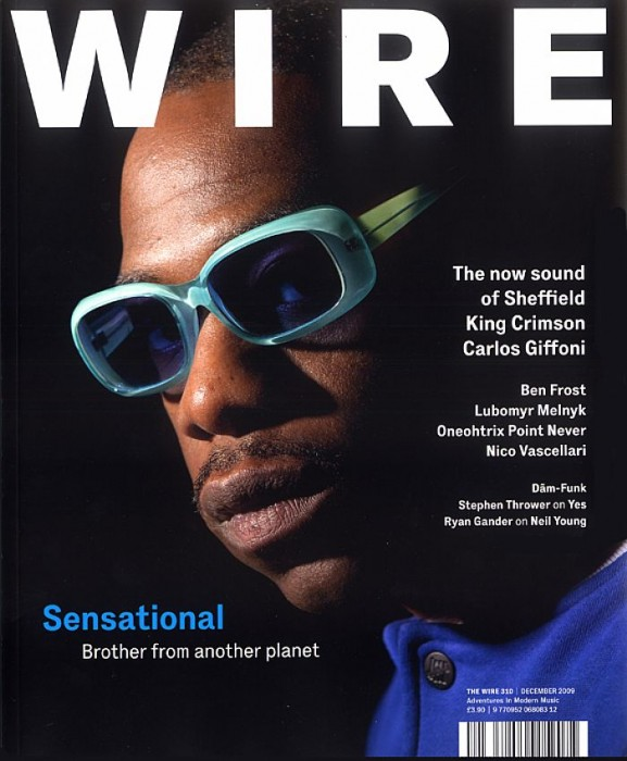 Sensational The Wire Cover