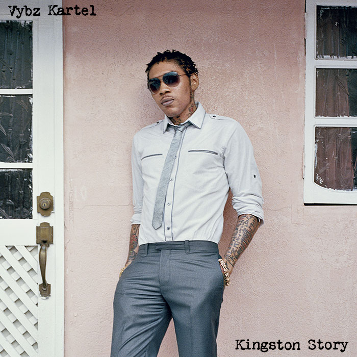 Kingston Story Cover Art